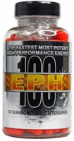 EPH 100 EPHEDRA 100MG  + 1 PYROBURN  30 MG