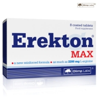 EREKTON ULTRA 8 CAPS