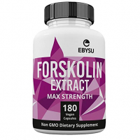 EXTRAIT DE FORSKOLIN 500MG-180 CAPS