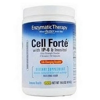 Enzymatic Therapy Cell Forte Powder (With IP-6 & Inositol)