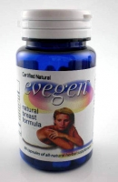 Evegen, Natural Breast Formula, 60 capsules