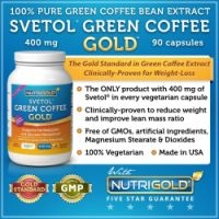 Extrait de Cafe vert - 400 Mg de Swetol 90 caps
