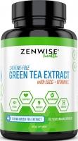 Extrait de thé vert  120 Caps