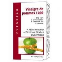 FYTOSTAR VINAIGRE DE POMMES 120 CAPS