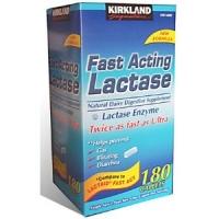 Fast Acting Lactase - Lactase Enzyme 180 caps