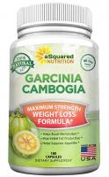 GARCINIA CAMBOGIA 180 CAPS