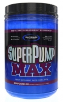 GASPARI NUTRITION SUPERDRIVE  - SUPER PUMP MAX  240 GR