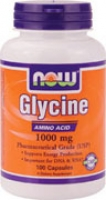 GLYCINE 1000 MG   100 CAPS
