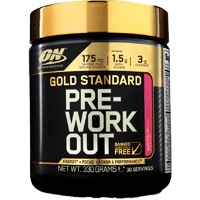 THE GOLD STANDARD PRE-WORKOUT 330 GR
