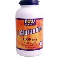 Glutamine 1000 mg  120 caps