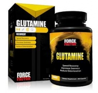 Glutamine de Force Factor (200 capsules )