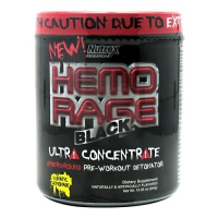 HEMORAGE BLACK 230 GR