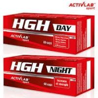 HGH DAY + HGH NIGHT 60 CAPS