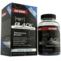 HIGHT BLACK BOOSTER DE TESTOSTERONE 120 CAPS