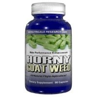 HORNY GOAT WEED  - 90 Capsules 900mg