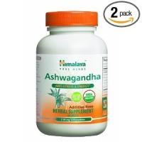 Himalaya Ashwagandha (60 capsules) - Complément pour le stress