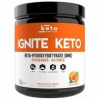 IGNITE KETO 240 GRAMMES