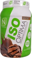ISO OPTIMA CHOCOLATE ICE CREAM SWIRL 2.06 LBS