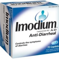 Imodium A-D Anti-Diarrhee, 72-Count Caplets
