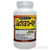 JACKED UP 100 CAPS EPHEDRA 12.5