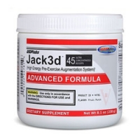 JACK 3D 250 GR FRUIT PUNCH
