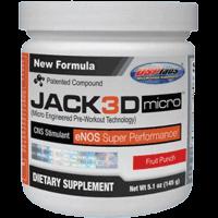 JACK 3 D 146 GR - FRUIT PUNCH - MICRO