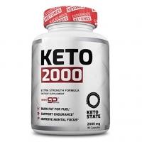 KETO 2000MG 90 CAPS