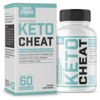 KETO CHEAT 60 CAPS