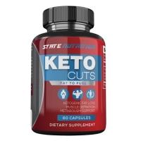 KETO CUTS 60 GELULES