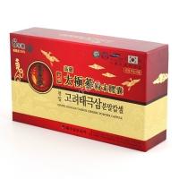 KOREAN GINSENG RACINE  240 CAPSULES