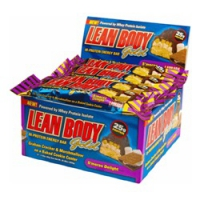 LEAN BODY GOLD BARRES COOKIES 12/BX