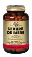 LEVURE DE BIÈRE - 250 COMPRIMÉS