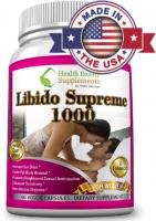 LIBIDO SUPREME 1000 FEMME 60 CAPS
