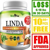LINDA NEW TIME 60 CAPS