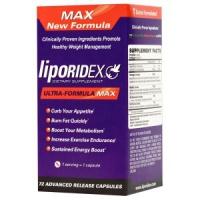LIPODIREX MAX AVEC CAFE VERT 72 CAPS