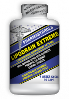 LIPODRAINE EXTREME 90 CAPS