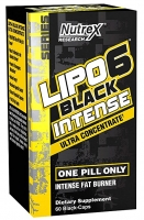 LIPO-6 ULTRA CONCENTRE NOIR INTENSE 60 CAPS