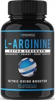 L-Arginine 1200mg- 60 Caps