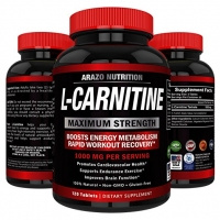 L-CARNITINE 1000MG, 120 CAPS