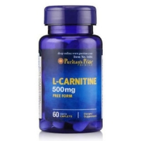 L CARNITINE PURITAN 500 MG 120 CAPS