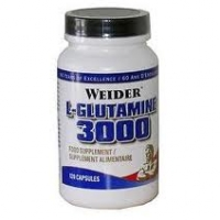L-Glutamine 3000, 120 Caps