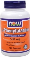 L-Phenylalanine 500 mg 120 Caps