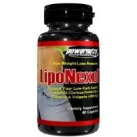 Liponexol bloqueur de sucres 60 caps