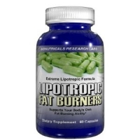 LIPOTROPIC Fat Burners - 60 Capsules