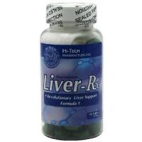 Liver Rx Support du foie 90 capsules