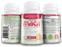 MACA 4.1 NATUREL  500 MG - 120 CAPS