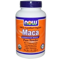 MACA POUDRE CERTIFIED ORGANIQUE 198 GR