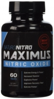 MAXIMUS NO2 OXIDE NITRIQUE 60 CAPS