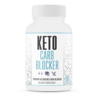 MAX STRENGTH KETO CARB BLOCKER 1200MG 60 GELULES