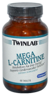 MEGA L CARNITINE 60 CAPS